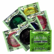 Colored Condoms