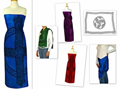 """Celtic"" Sarongs (Assorted*) Hot/Best Seller"