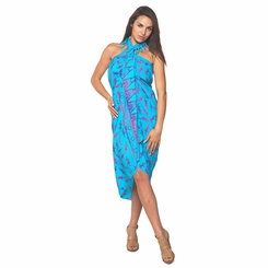 "Gecko Sarong ""Multi-Colored"""