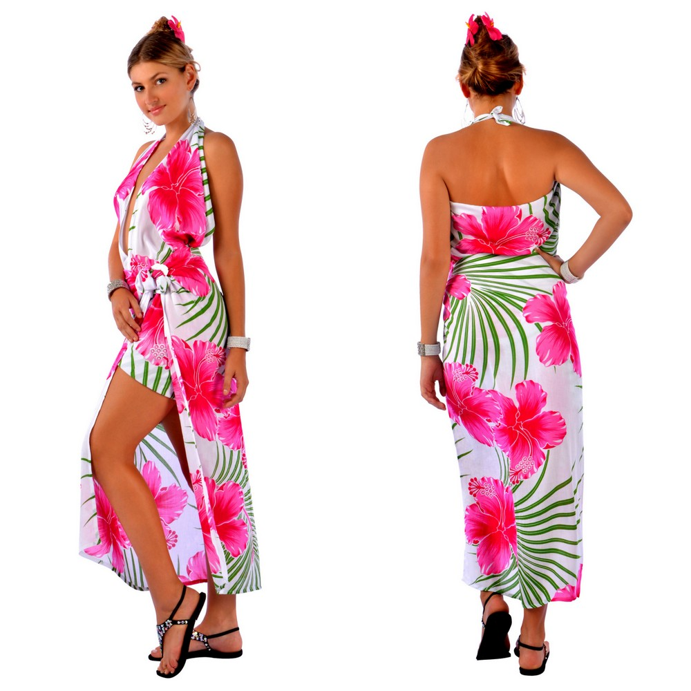 Plus Size Hawaiian Dresses Cheap – Fashion dresses