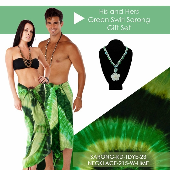 His and Hers Tie Dye Set