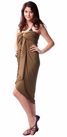 Light Brown Sarong