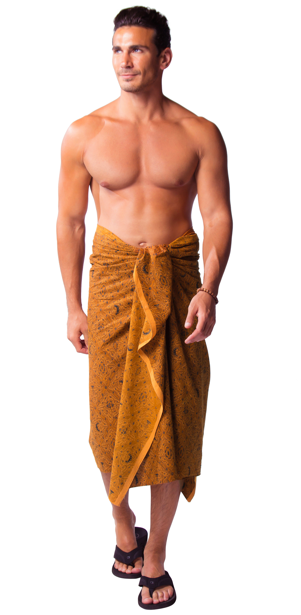 Mens Traditional Indonesian Batik Sarongs *Assorted Indonesian Men