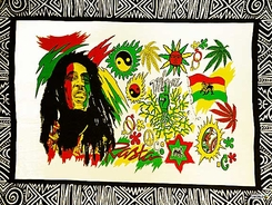 "Rasta Sarong ""The Spirit"""