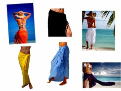 Solid Colored Sarongs *Assorted Only