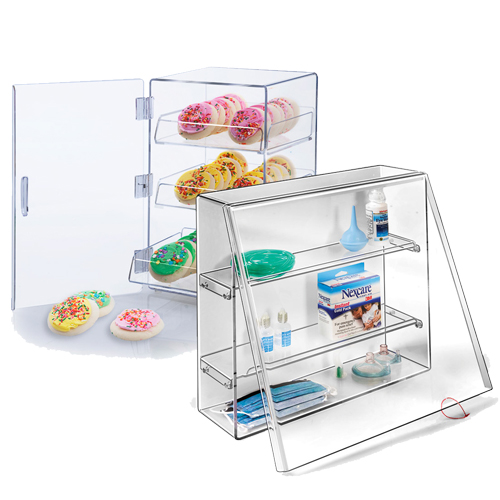 Acrylic Display Cases   Jewelry Display Cases   Retail