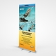 EAZYPRO Roll-Up Display-33x80