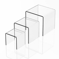 Light Acrylic Risers