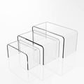 Medium Acrylic Risers