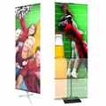 Promo Pole Pocket with 2 x 4 Banner