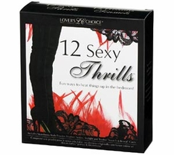 12 Sexy Thrills Bedroom Fun