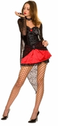 2 Piece Sexy Spider Witch Costume - Closeout
