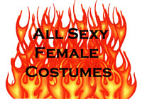 All Sexy Women's Costume