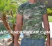 Army Camo T-Shirt Clearance
