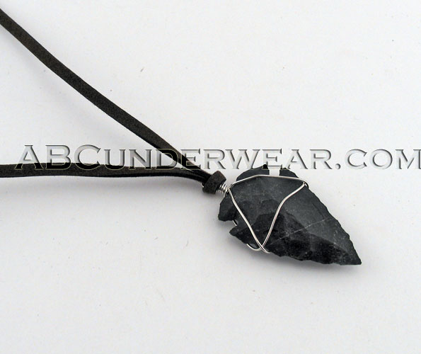 Arrowhead necklace aloadofball Choice Image
