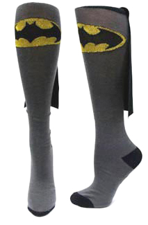 Batman Cape Sock