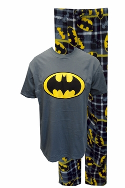 Batman Classic Sleep Set