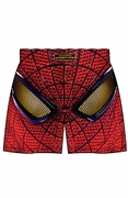 Big Face Spiderman Men's Boxer