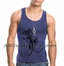 Black Panther Ribbed Tank Top