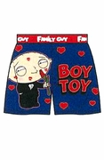 Boy Toy Stewie Knit Boxer Clearance
