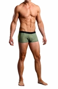 Brazilian Artigo Trunk Short Underwear - Olive Green
