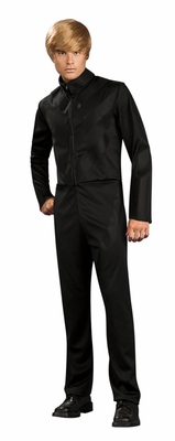 Bruno Black Velcro Jumpsuit