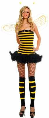 Bumble Bee Costume Dress - Clearance