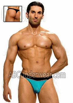 California Muscle Laguna Thong Swimwear