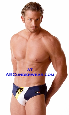 California Muscle St Tropez Swim Brief