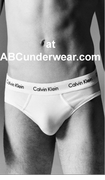 Calvin Klein 365 Hip Brief White