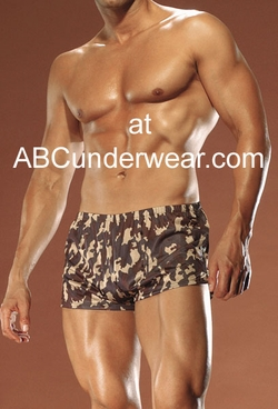 Camo Pouch Short - Clearance
