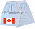 Canadian Flag Boxers