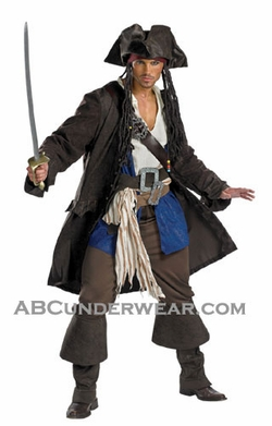 Captain Jack Sparrow Prestige Costume