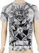 Chained Knights Designer T-shirt