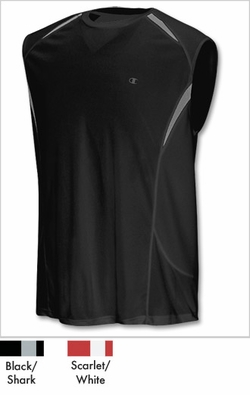 Champion Double Dry Elevation Muscle Shirt
