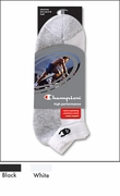Champion Men's High Performance Low Cut 3pk