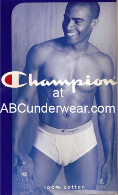 Champion Mid-Rise Fly Front Brief - Clearance