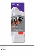 Champion Women's High Performance Crew Socks