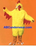 Chicken Suit Costume