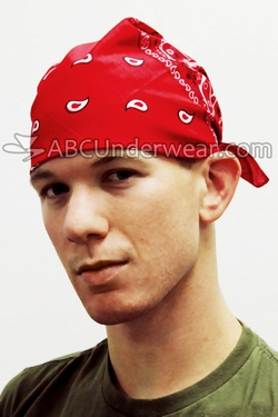 Colored Bandana