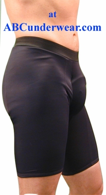 Compression Short with Hard Cup