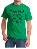Custom Green St Patricks Day Shirt