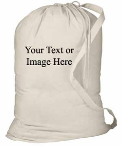 Custom Printed Laundry Bag