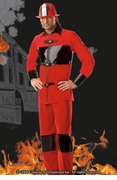 Darque Fire Fighter Costume