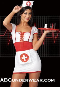 Day Nurse Costume