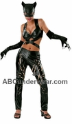 Deluxe Catwoman Costume