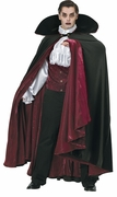 Deluxe Count of Transylvania Costume