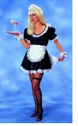 Deluxe French Maid Costume II