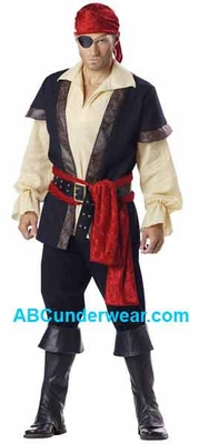 Deluxe Pirate Costume