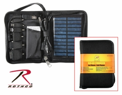 Deluxe Solar Charger For I-Phones & Cell Phones